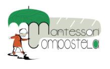 Montessori Compostela Logo